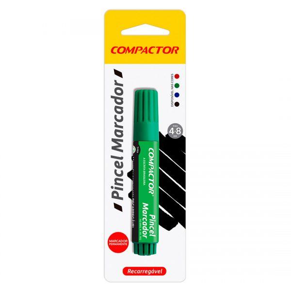 Pincel-marcador-green
