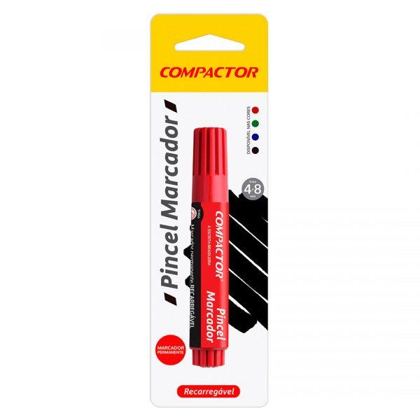 Pincel-marcador-red