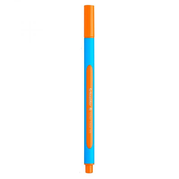 caneta slider edge laranja