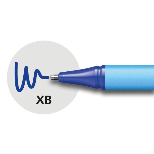 caneta slider xb