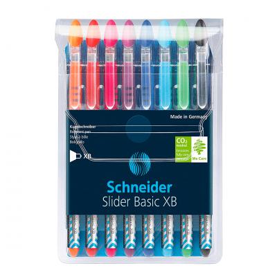 Schneider Slider XB - Estojo 8 Cores