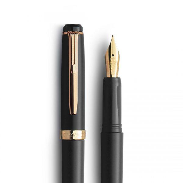 pontas caneta tinteiro gold