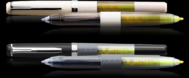 Caneta Multifuncional Duo-Plus Compactor