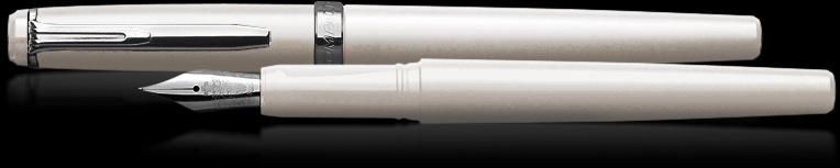 Caneta Tinteiro White Compactor