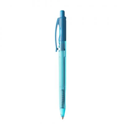 caneta esferografica 07 turquesa