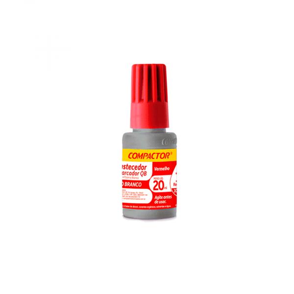Reabastecedor-Marcador-QB-20ml-vermelho