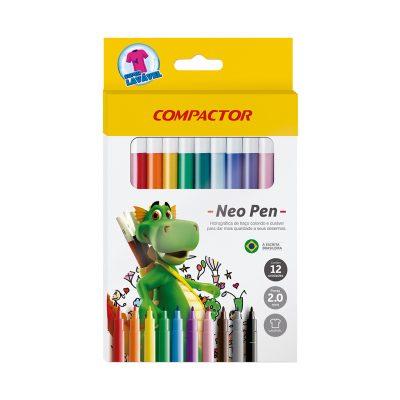 caneta neo pen compactor