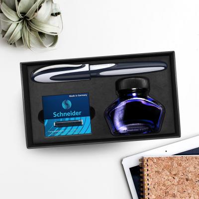 kit box tinteiro ray-blue