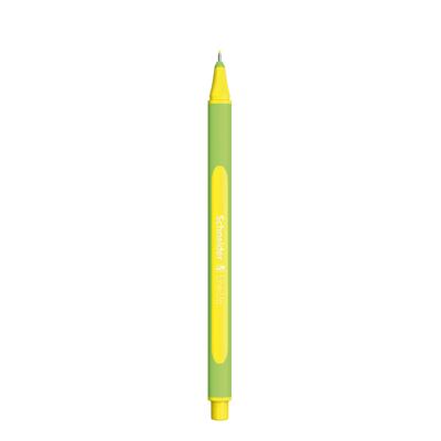 caneta line up amarelo