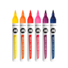 Estojo-com-12-Cores-Aqua-Color-Brush