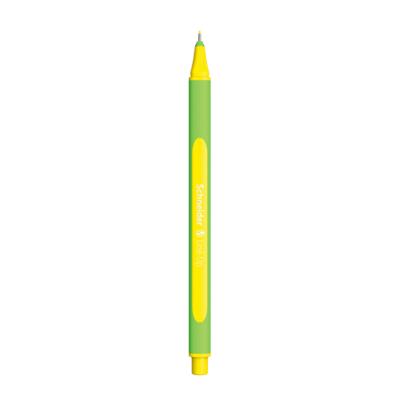 caneta Schneider Line-Up amarela