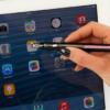 caneta com ponta touch
