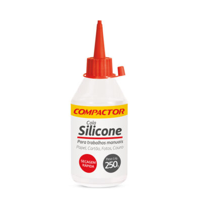cola silicone 250ml
