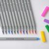 canetas microline brush compactor cores
