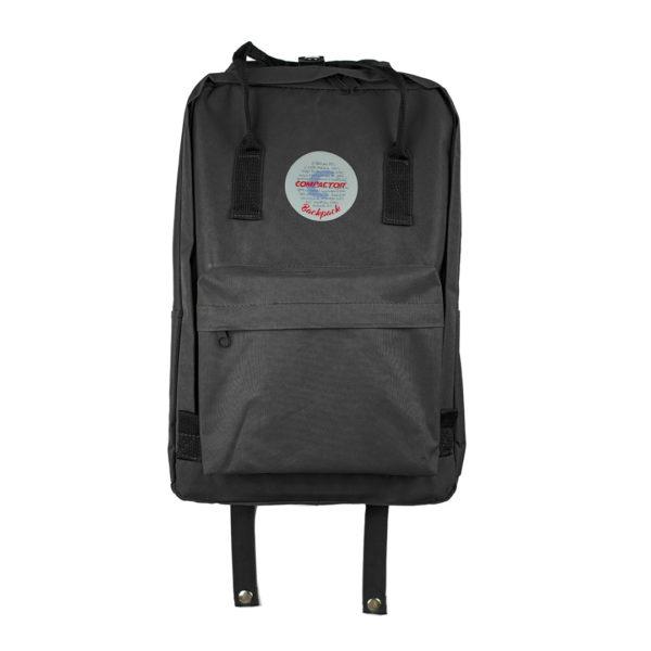 Backpack Preta+ Produtos Compactor 2