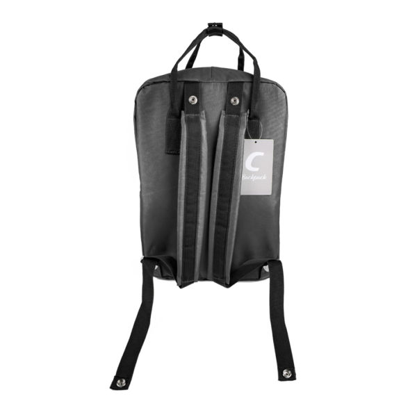 Backpack Preta+ Produtos Compactor 4
