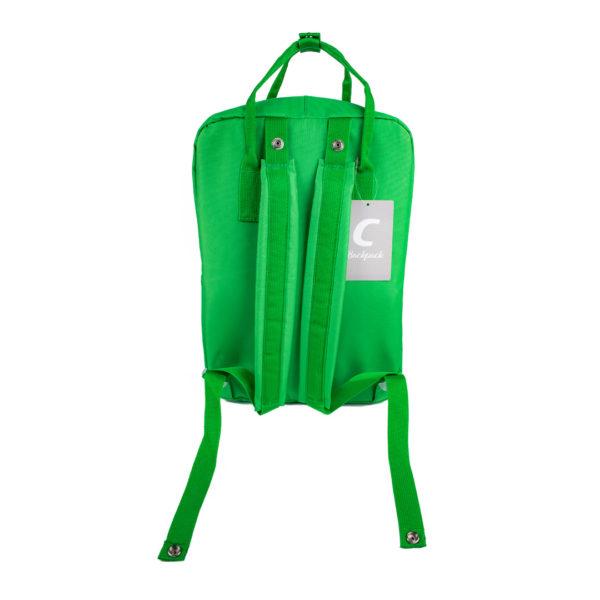 Backpack Verde+ Produtos Compactor 5