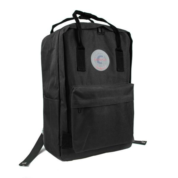 Backpack Preta+ Produtos Compactor