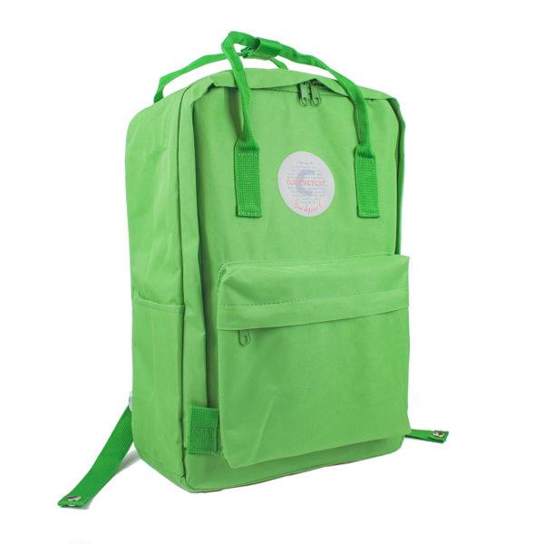 Backpack Verde+ Produtos Compactor